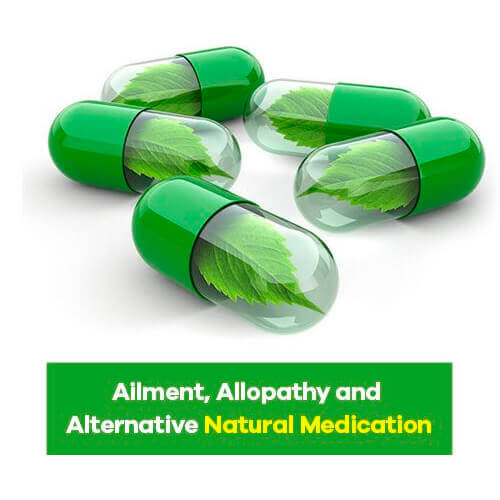 Alternative Natural Medication